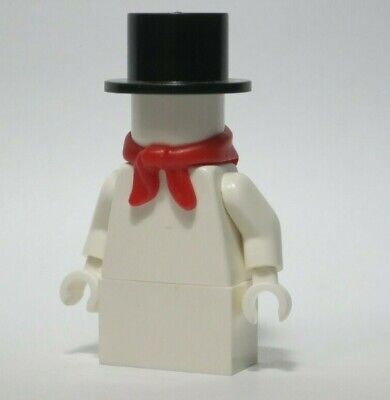 Snowman 60024 Advent 2013 Holiday Christmas LEGO Minifigure Mini Figure