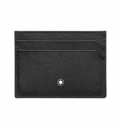Montblanc Sartorial 5CC Pocket Holder Card wallet 114603