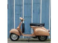 VESPA 125 GT - 1966 Model. Beautiful (177cc)