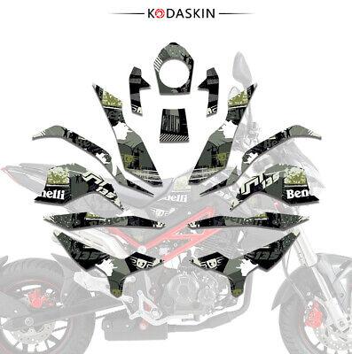 3D Raise Motorcycle Emblem Stickers Decals Set for Benelli TNT125 TNT135