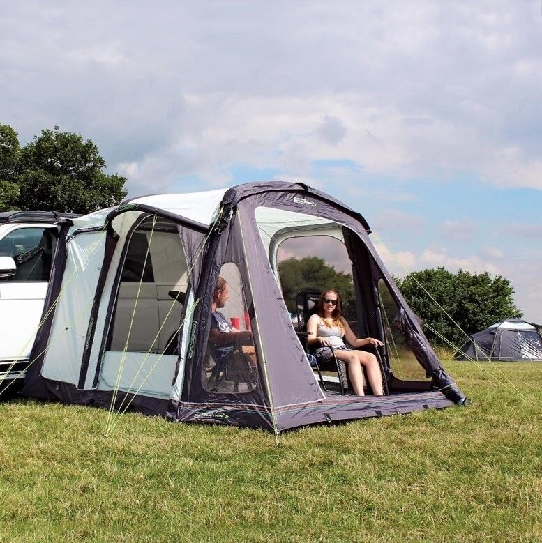 Outdoor Revolution Movelite Oxygen T2 Low Awning Air 2017 vw t4 t5 t6 T 2 drive camping
