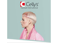 Celly's is looking for hair stylists/hairdressers (NVQ 1, 2 and 3 accepted) in Southampton!