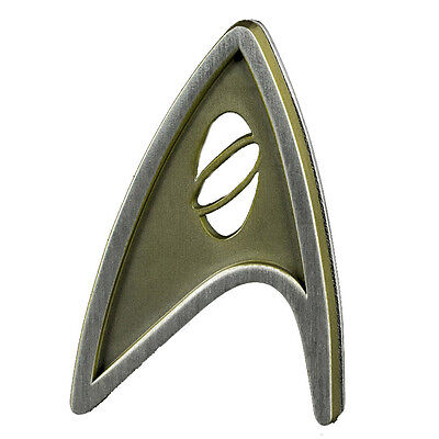Metall Abzeichen Starfleet Division Badge - Science Spock - Star Trek Beyond