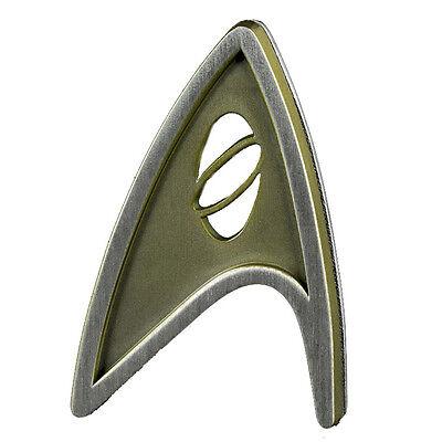 Metall Abzeichen Starfleet Division Badge - Science Spock - Star Trek Beyond Star Trek Abzeichen