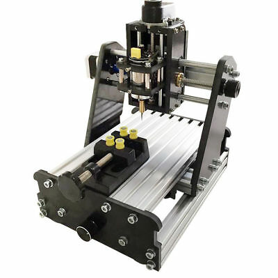 Diy 3-axis Cnc Mini Engraving Machine Marking Machine Plotter Mini Lathe