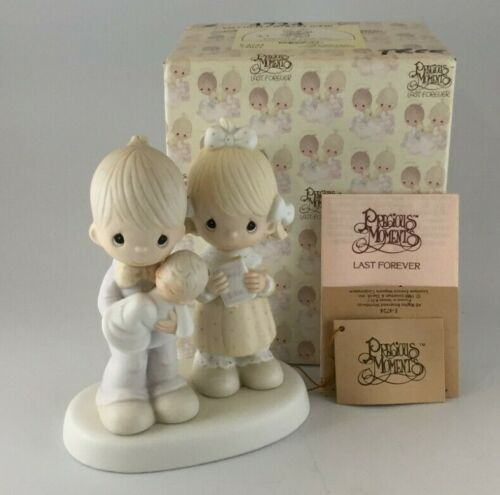 Precious Moments 1987 Rejoicing With You E-4724 NEW