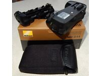 Nikon MB D14 Multi power battery pack.