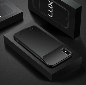 LUX IPhone X battery case