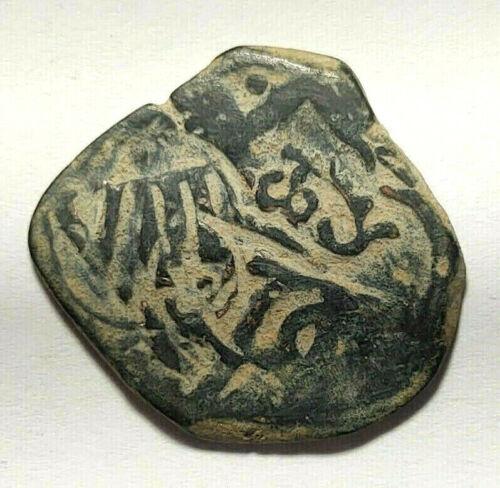"17th Century Spain 8 Maravedis. Countermarks! ""Pirate Era"" Coin"