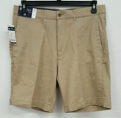 Daniel Cremieux Madison Stretch Khaki Men's Shorts NWT $59.50 Choose Size
