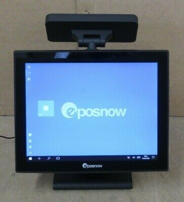 Epos Now Pro-c15 15.1 All-in-one Pos Terminal System Touchscreen Win10 Ent