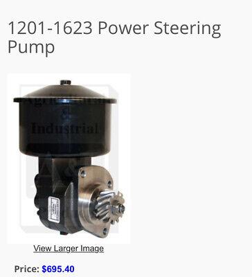 Massey Ferguson Power Steering Pump