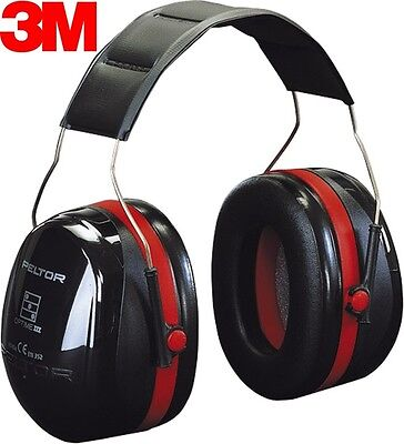 3M™ Peltor™ Optime™ III 3 H540A GEHÖRSCHUTZ  Kapselgehörschutz SNR 35dB KAPSEL