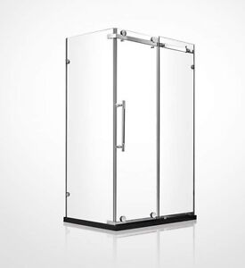 "★ VENTE D'ENTREPOT ! ★ DOUCHE RECTANGLE 32 X 60 "" -COULISSANTE★★"