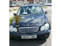 Beautiful Mercedes Benz C Class kompressor for sale in excellent condition