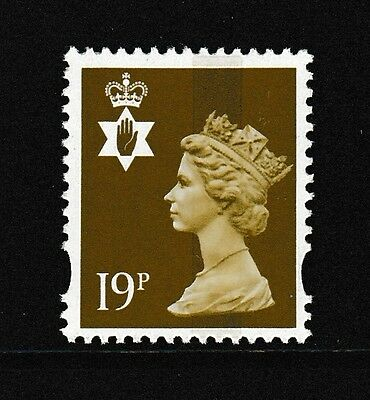 GB Northern Ireland 1993 Regional Machin 19p SG NI69 MNH (1CB)