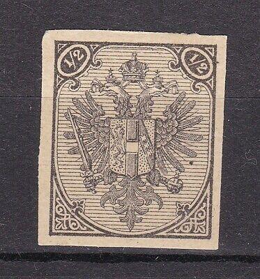 Bosnia Herzeg - 1879/94 -  Michel 9 PII - Probe -  MNG - 50 Euro
