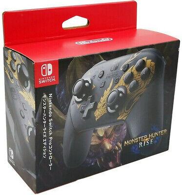 Mando Nintendo Switch Monster Hunter Rise. Nuevo en Caja. Envio 48/72 H...
