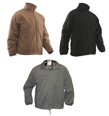 Polar Fleece Jacket - Wear as a Jacket or Use As Liner For H20 Series Parka Polar-fleece Liner