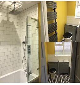 Plumber and bespoke bathroom fitter