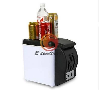 Refridgerator Cooler Warmer 6L 12v Mini Fridge Car Small Refrigerator Compact
