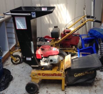 Greenfield Peacemaker - Chipper, Shredder, Mulcher Gordon Moorabool Area Preview