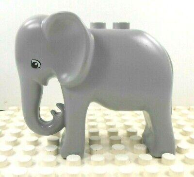 """3/"""" Long Small Lego Duplo Figure Elephant Baby"""