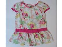 Details about Cute Ted Baker Girls' Summer Top 3-4 years