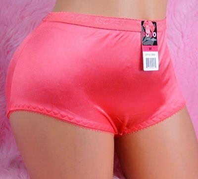 (VTG COCO Wetlook sissy 12 Colors Liquid SATIN high CUT Brief SHINY panties S M L)