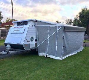 2008 Windsor Genesis GP581 off-road family bunk van Woy Woy Gosford Area Preview