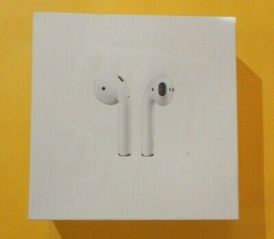 Apple AirPods 1st Gen Wireless Bluetooth Earphones w/Charging Case MMEF2AM/A