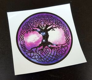 Viking Yggdrasil Tree of Life Sticker / Decal, Norse, Odin, Pagan, Celtic, Wicca