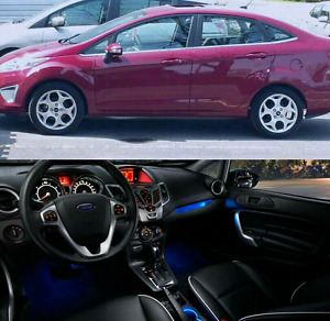 Ford fiesta 2011 cuir toit ouvrant