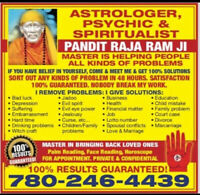 NO1 Edmonton INDIAN psychic medium ☎️7802464439