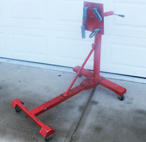 ENGINE STAND HEAVY DUTY  $ 90.00