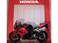 Honda CBR600RR AKRAPOVIC