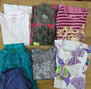 Mixed lot of girls clothes - size 10-12