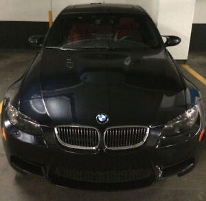 2008 BMW M3 6 speed manual, looks like new!
