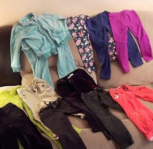 Size 5 Girl Clothing