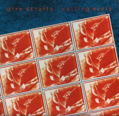 """Dire Straits(12"""" Vinyl)Calling Elvis-Vertigo-DSTR16 12-UK-1991-Ex/NM"""