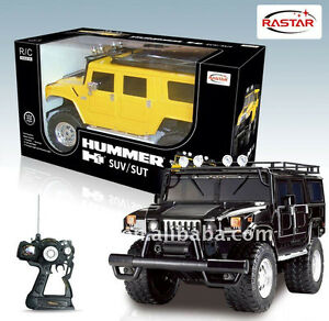 Hummer RC 1/6 scale truck