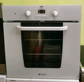 £160 Hotpoint Single Oven - 12 Months Warranty