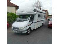Autotrail Scout 6 Berth Rear Lounge Motorhome For Sale