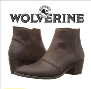 Brand new wolverine woman boots