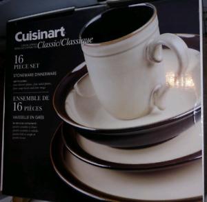 FOR SALE - Cuisinart stoneware dinnerware