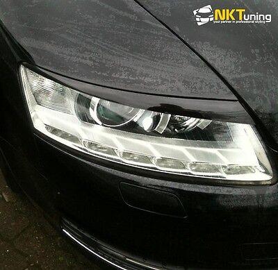 Audi A6 C6 - Eye brows