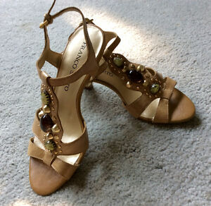 Franco Sarto Heeled Sandals Size 7