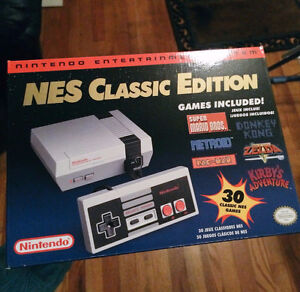 Nes Classic Edition (NEW)
