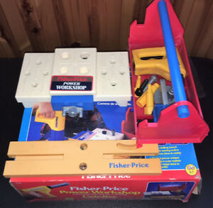 Fisher Price Power Workshop