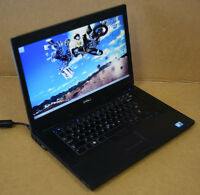 Dell laptop i7 Turbo 2.8GHz/4Gb/IntelHd/Win10/Office only 399$!!